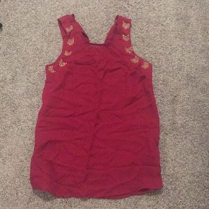 Charlotte Russe top xs